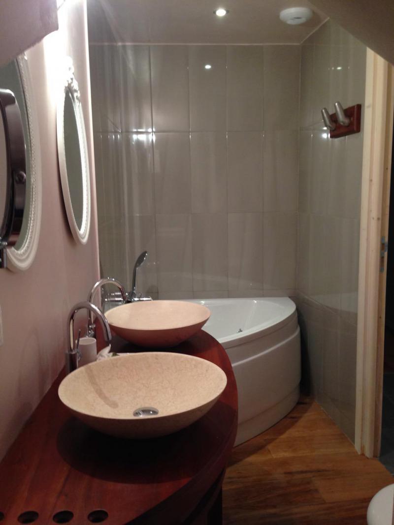 Skiverleih 5 Zimmer Chalet für 10 Personen (CH) - Chalet le Sapé - Champagny-en-Vanoise - Badezimmer