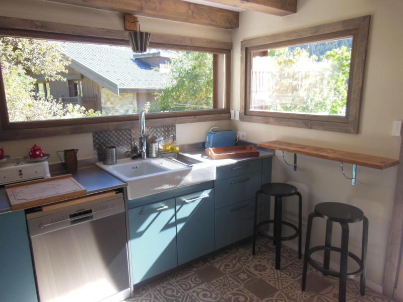 Skiverleih 5 Zimmer Chalet für 10 Personen (CH) - Chalet le Sapé - Champagny-en-Vanoise - Küche