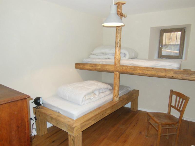Skiverleih 5 Zimmer Chalet für 10 Personen (CH) - Chalet le Sapé - Champagny-en-Vanoise - Schlafzimmer