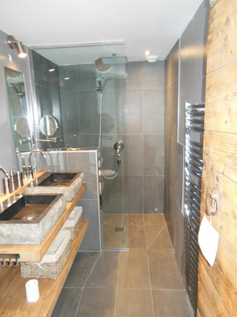 Skiverleih 5 Zimmer Chalet für 10 Personen (CH) - Chalet le Sapé - Champagny-en-Vanoise - Waschräume