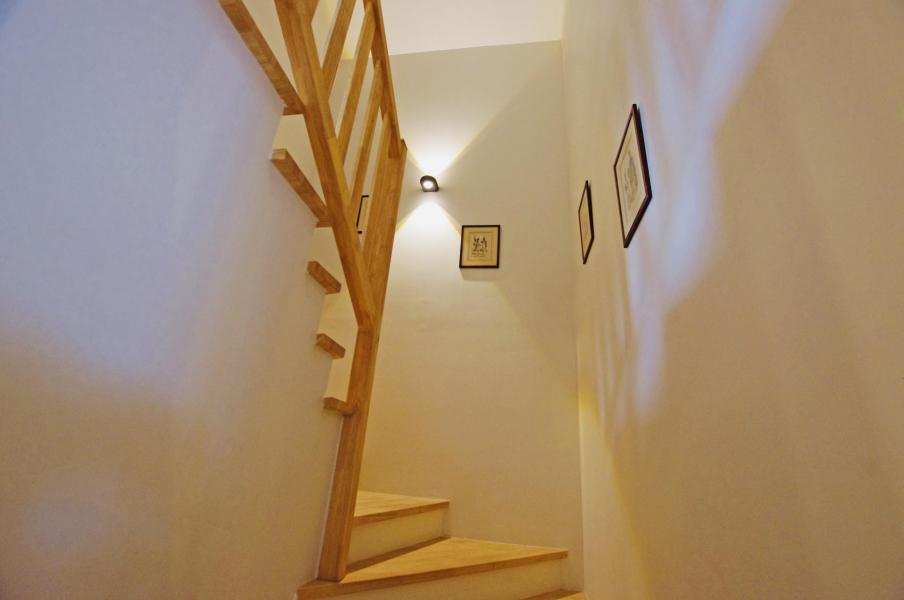 Soggiorno sugli sci Chalet 6 stanze per 10 persone - Chalet le Sérac - Champagny-en-Vanoise - Corridoio