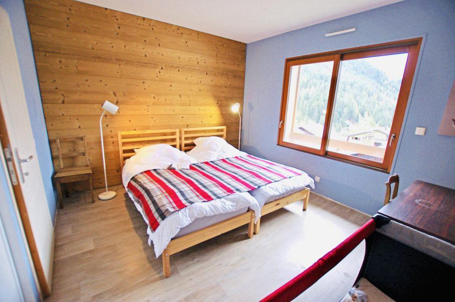 Soggiorno sugli sci Chalet 6 stanze per 10 persone - Chalet le Sérac - Champagny-en-Vanoise - Divano-letto