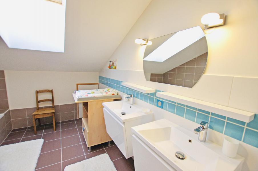 Soggiorno sugli sci Chalet 6 stanze per 10 persone - Chalet le Sérac - Champagny-en-Vanoise - Doccia