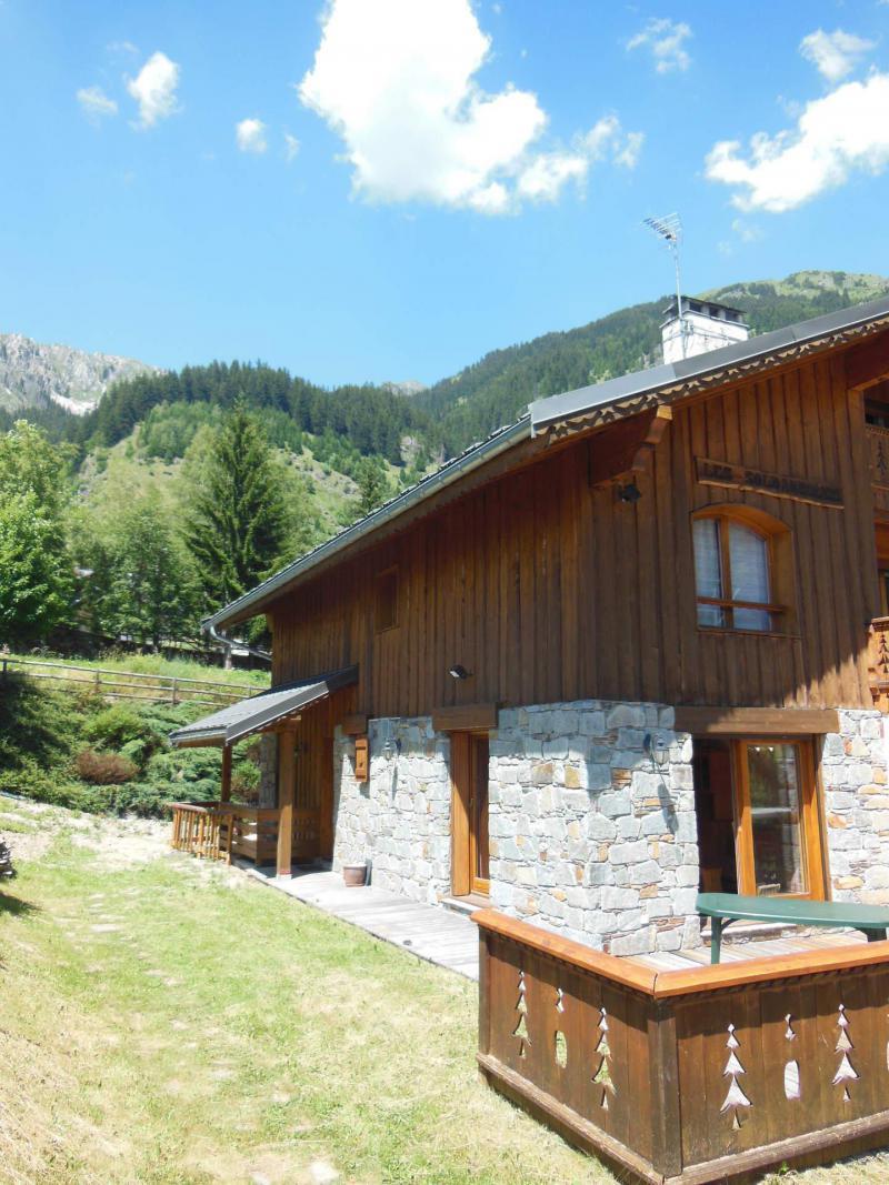 Location au ski Chalet les Soldanelles - Champagny-en-Vanoise