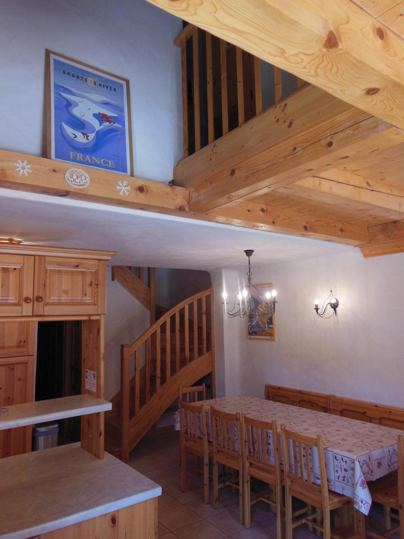 Location au ski Appartement 6 pièces 10 personnes (CH) - Chalet les Soldanelles - Champagny-en-Vanoise