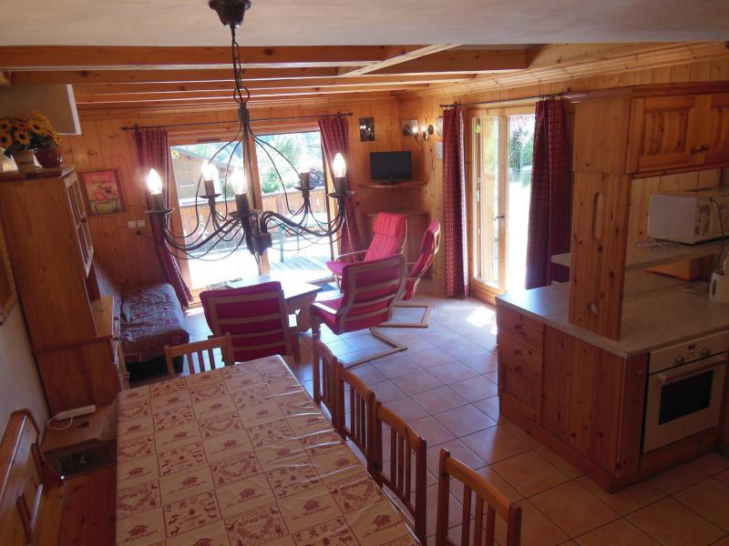 Location au ski Appartement 6 pièces 10 personnes (CH) - Chalet les Soldanelles - Champagny-en-Vanoise - Appartement