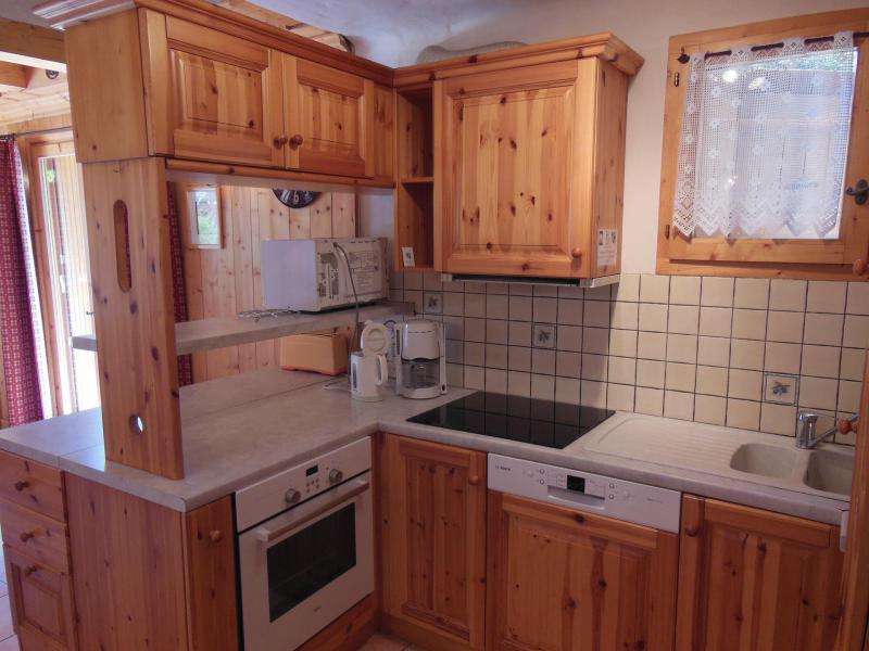Location au ski Appartement 6 pièces 10 personnes (CH) - Chalet les Soldanelles - Champagny-en-Vanoise - Cuisine