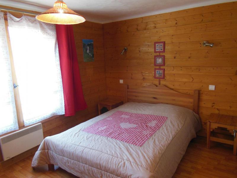 Location au ski Chalet Les Soldanelles - Champagny-en-Vanoise - Chambre