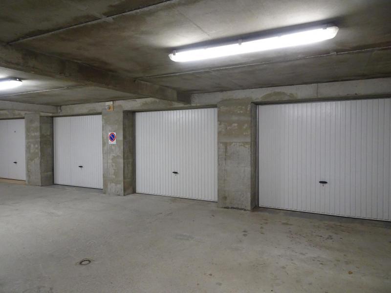 Location au ski Appartement triplex 6 pièces 12 personnes - Chalet Soldanelles - Champagny-en-Vanoise - Parking