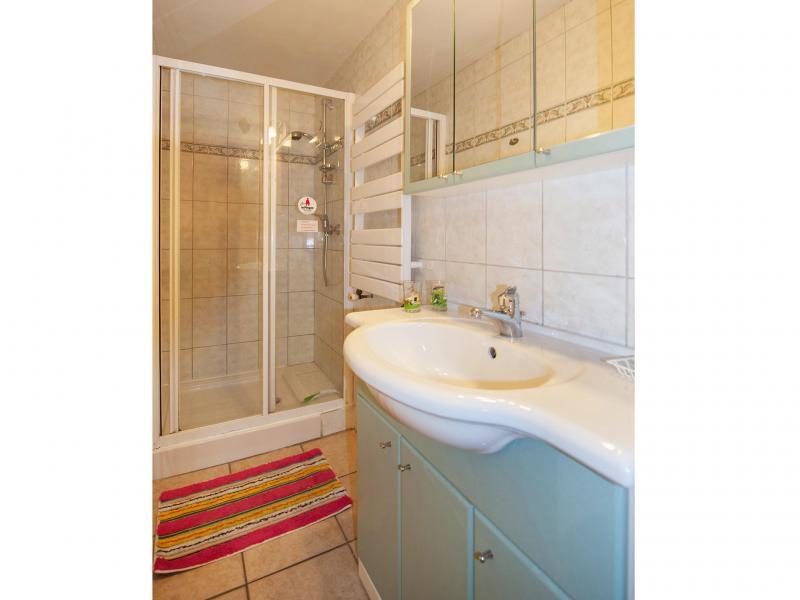 Location au ski Chalet Vieux Moulin - Champagny-en-Vanoise - Salle de bains