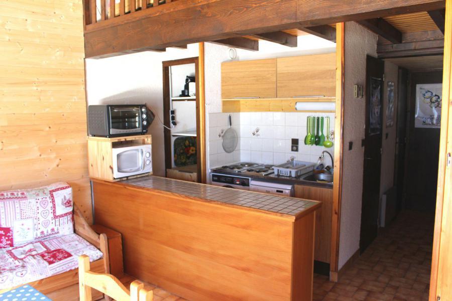 Location au ski Appartement 2 pièces mezzanine 5 personnes (A039CL) - Les Hauts de Planchamp - Ancoli - Champagny-en-Vanoise