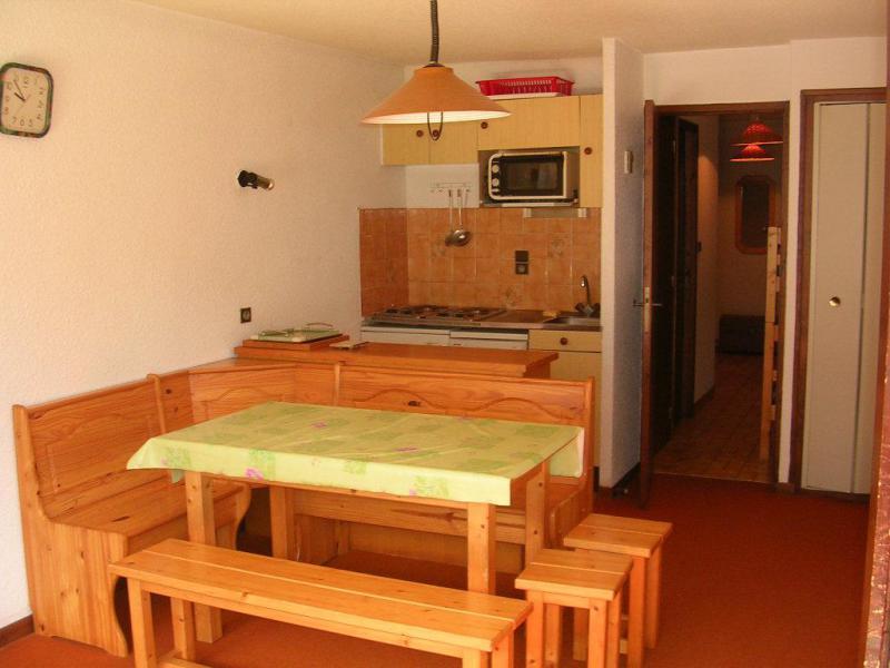 Location au ski Studio coin montagne 6 personnes (A031CL) - Les Hauts de Planchamp - Ancoli - Champagny-en-Vanoise