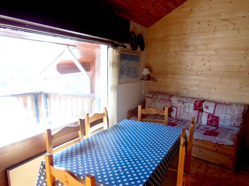Location au ski Appartement 2 pièces mezzanine 5 personnes (A039CL) - Les Hauts de Planchamp - Ancoli - Champagny-en-Vanoise - Table