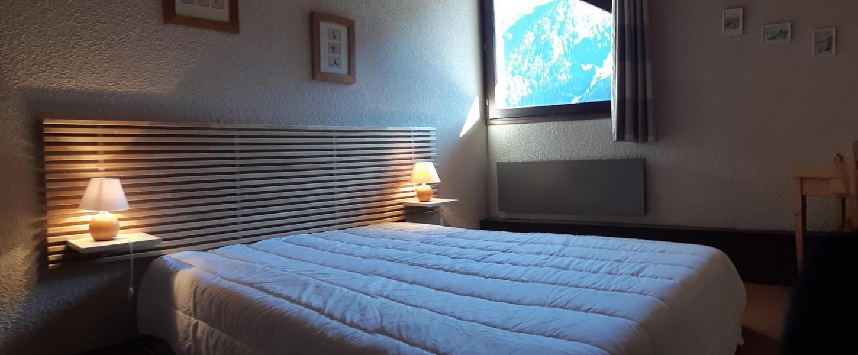 Location au ski Appartement 3 pièces coin montagne 8 personnes (A041CL) - Les Hauts de Planchamp - Ancoli - Champagny-en-Vanoise - Lit simple