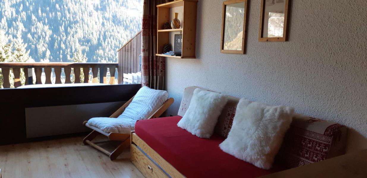 Location au ski Appartement 3 pièces coin montagne 8 personnes (A041CL) - Les Hauts de Planchamp - Ancoli - Champagny-en-Vanoise - Séjour