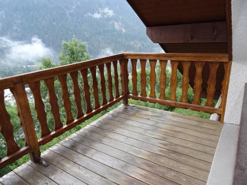 Location au ski Appartement 3 pièces 4 personnes (D18) - Les Hauts de Planchamp - Champagny-en-Vanoise - Balcon
