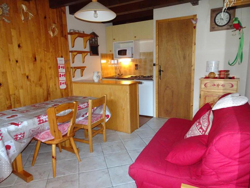 Location au ski Appartement 3 pièces 4 personnes (D18) - Les Hauts de Planchamp - Champagny-en-Vanoise - Kitchenette