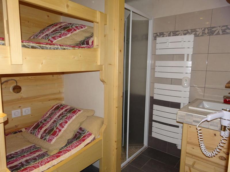 Location au ski Appartement 4 pièces 6 personnes (A6) - Les Hauts de Planchamp - Champagny-en-Vanoise - Lits superposés