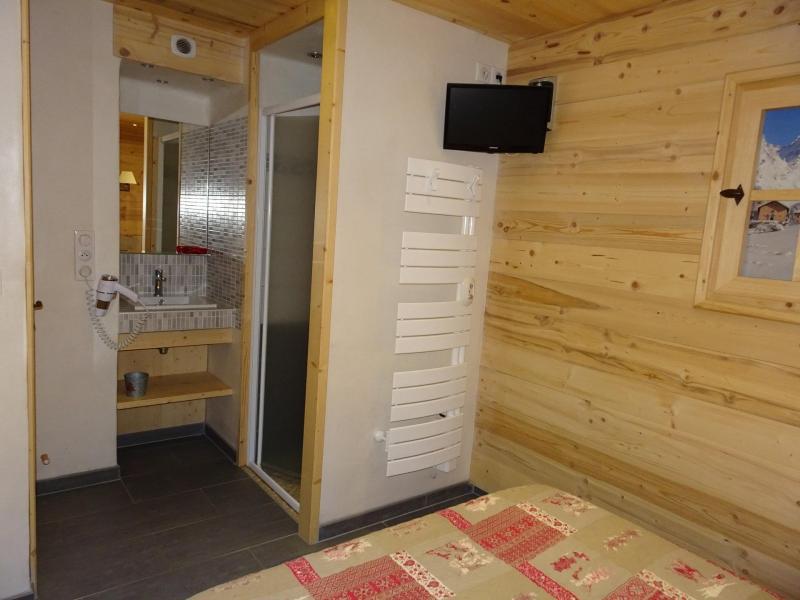 Location au ski Appartement 4 pièces 6 personnes (A6) - Les Hauts de Planchamp - Champagny-en-Vanoise - Salle d'eau