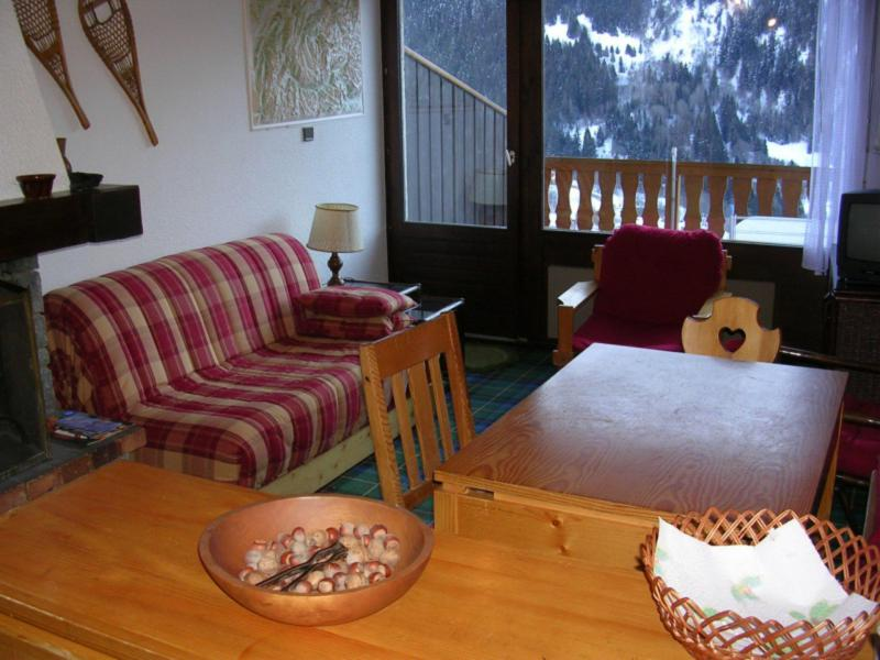 Location au ski Appartement duplex 3 pièces 6 personnes (B049CL) - Les Hauts de Planchamp - Bruyères - Champagny-en-Vanoise - Appartement