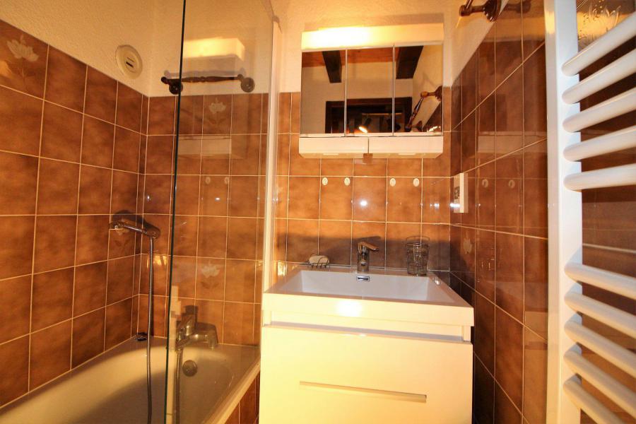 Location au ski Appartement duplex 3 pièces 6 personnes (B049CL) - Les Hauts de Planchamp - Bruyères - Champagny-en-Vanoise - Baignoire