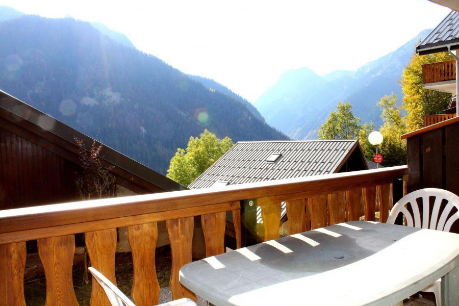 Location au ski Studio coin montagne 4 personnes (B003CL) - Les Hauts de Planchamp - Bruyères - Champagny-en-Vanoise - Balcon