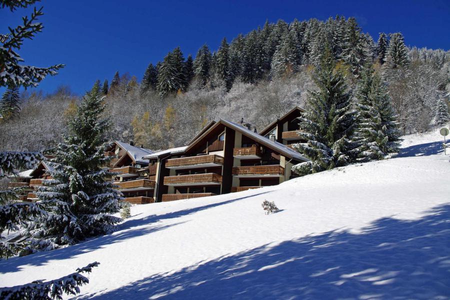 Location au ski Les Hauts de Planchamp - Campanule - Champagny-en-Vanoise - Extérieur hiver