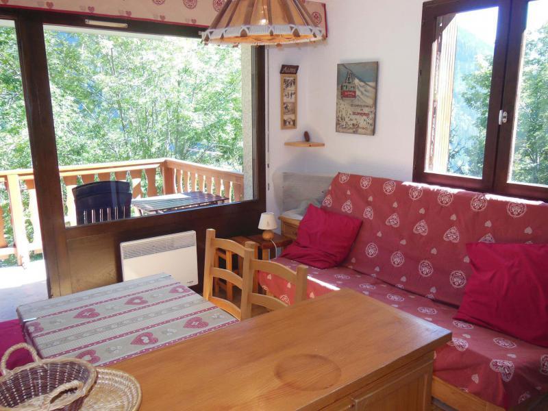Location au ski Studio coin montagne 3 personnes (C006CL) - Les Hauts de Planchamp - Campanule - Champagny-en-Vanoise