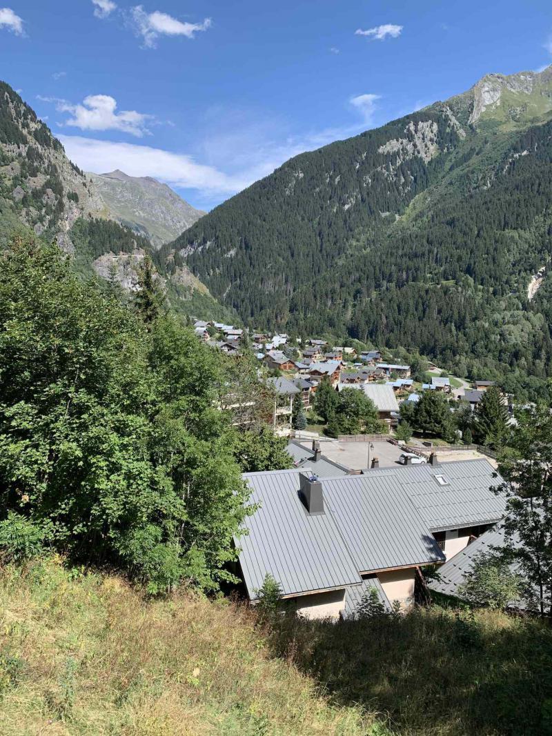 Location au ski Studio coin montagne 3 personnes (C008CL) - Les Hauts de Planchamp - Campanule - Champagny-en-Vanoise