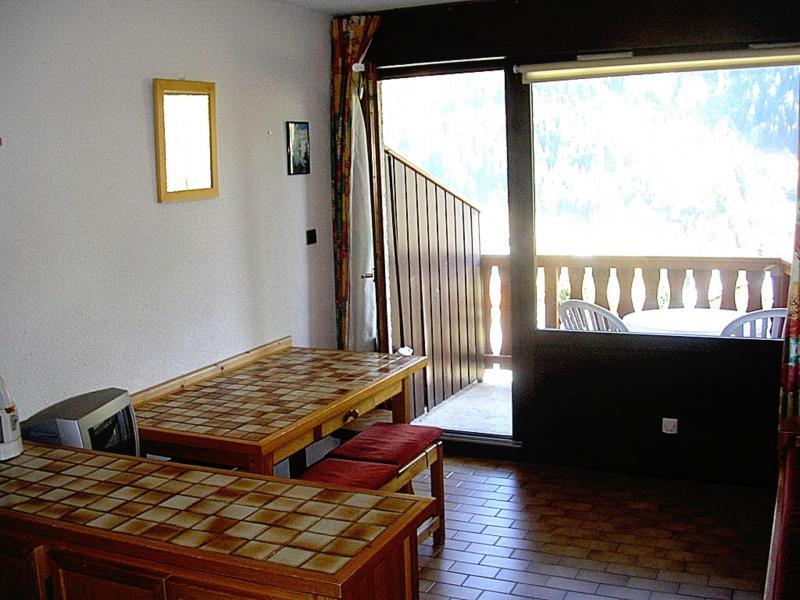 Location au ski Appartement 2 pièces 5 personnes (C003CL) - Les Hauts de Planchamp - Campanule - Champagny-en-Vanoise - Appartement