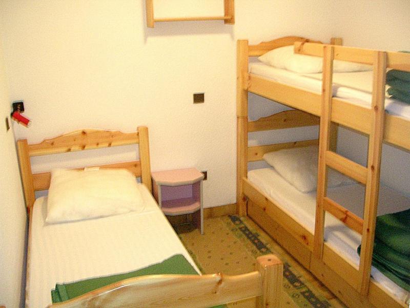 Location au ski Appartement 2 pièces 5 personnes (C003CL) - Les Hauts de Planchamp - Campanule - Champagny-en-Vanoise - Lits superposés