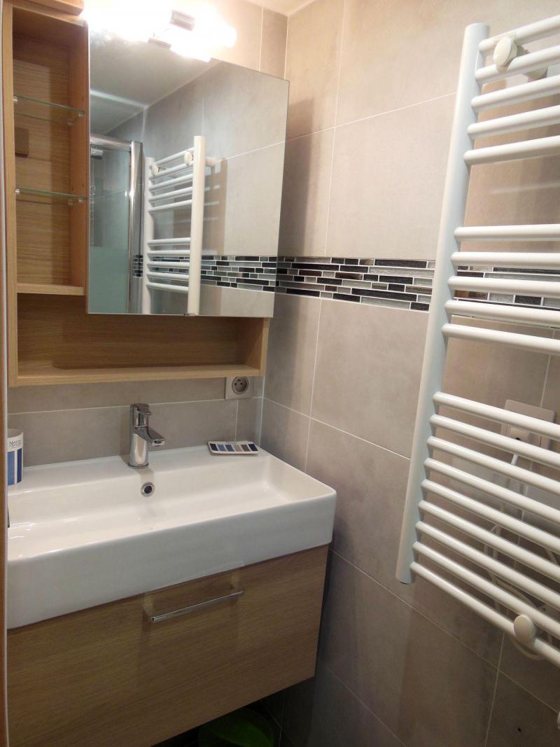 Location au ski Appartement duplex 3 pièces 6 personnes (C09BCL) - Les Hauts de Planchamp - Campanule - Champagny-en-Vanoise - Baignoire