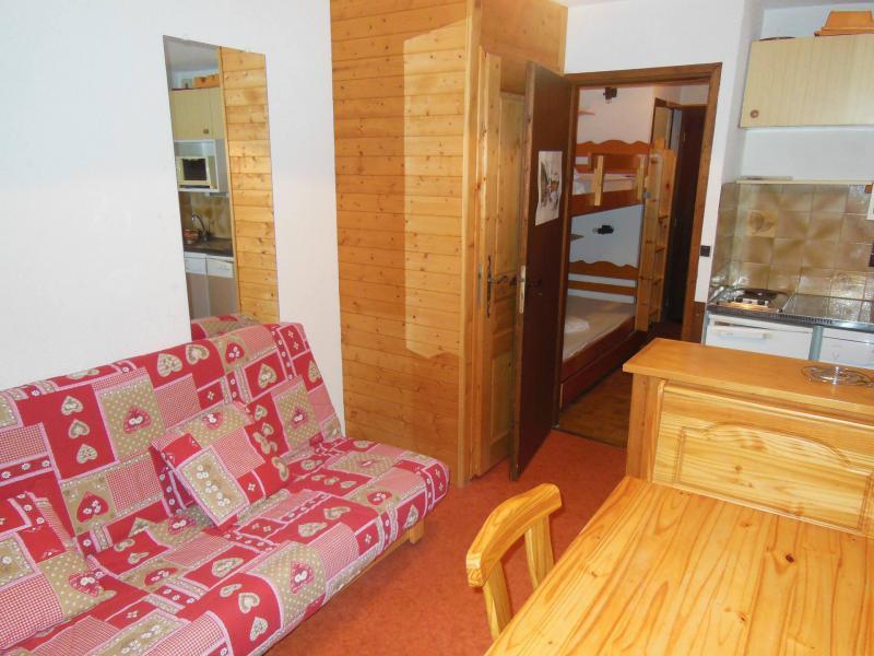 Location au ski Studio coin montagne 4 personnes (D12BCL) - Les Hauts de Planchamp - Dryades - Champagny-en-Vanoise