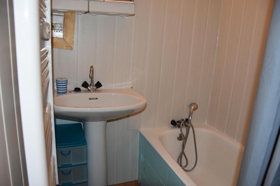 Location au ski Studio 3 personnes (D6) - Les Hauts de Planchamp - Champagny-en-Vanoise - Salle de bains