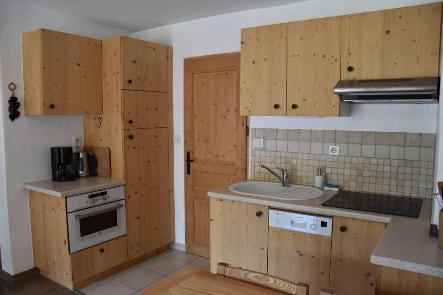 Location au ski Appartement 3 pièces 6 personnes (BRUYERE) - Résidence Flor'Alpes - Champagny-en-Vanoise - Kitchenette