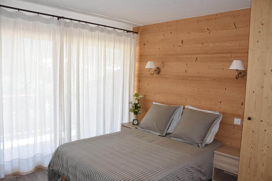 Location au ski Appartement 3 pièces 6 personnes (BRUYERE) - Résidence Flor'Alpes - Champagny-en-Vanoise - Lit double
