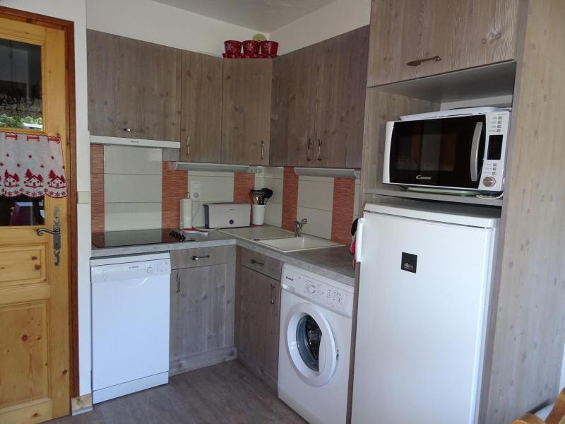Location au ski Appartement duplex 3 pièces 4 personnes (CHARDON) - Résidence Flor'Alpes - Champagny-en-Vanoise - Kitchenette