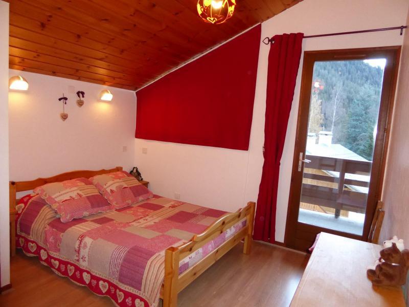 Location au ski Appartement duplex 3 pièces 4 personnes (CHARDON) - Résidence Flor'Alpes - Champagny-en-Vanoise - Lit double