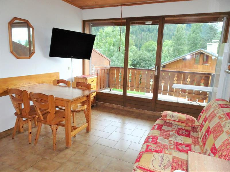 Location au ski Studio coin montagne 4 personnes (CAMPANUL) - Résidence Flor'Alpes - Champagny-en-Vanoise - Appartement
