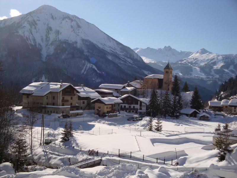 Location au ski Studio coin montagne 4 personnes (CAMPANUL) - Résidence Flor'Alpes - Champagny-en-Vanoise - Kitchenette