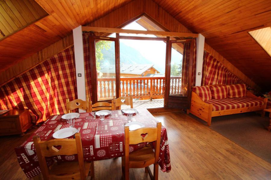 Location au ski Appartement 4 pièces 8 personnes (014) - Résidence le Centre - Champagny-en-Vanoise