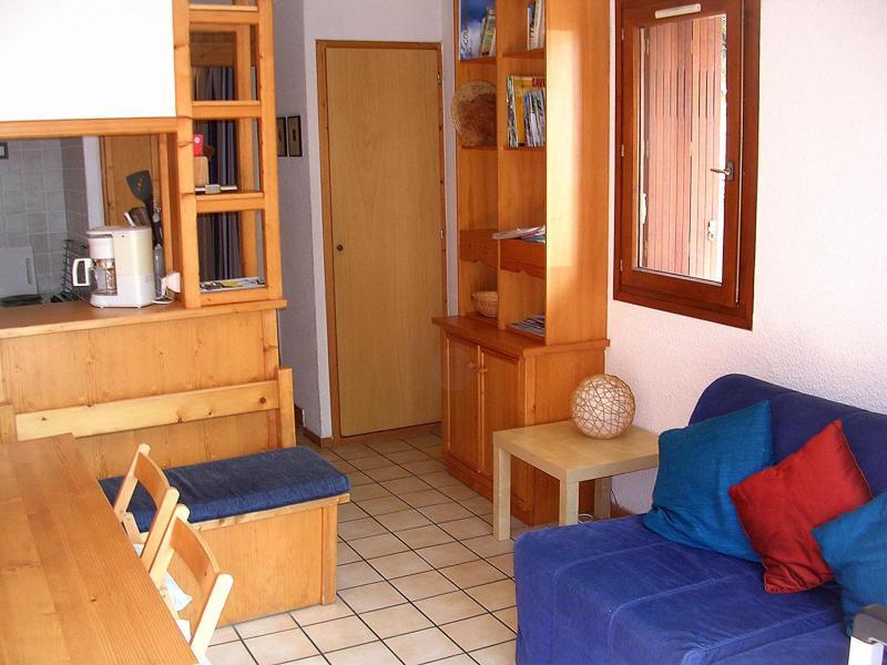 Location au ski Appartement 2 pièces coin montagne 6 personnes (001) - Résidence le Centre - Champagny-en-Vanoise