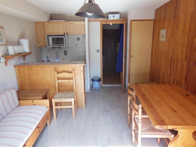 Location au ski Studio cabine 5 personnes (002) - Résidence le Centre - Champagny-en-Vanoise