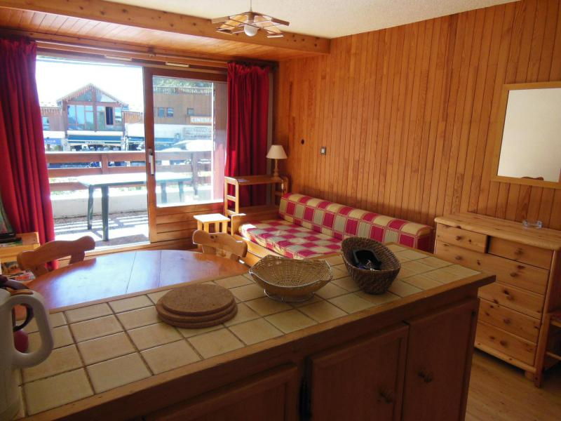Location au ski Appartement 2 pièces coin montagne 5 personnes (004) - Résidence le Centre - Champagny-en-Vanoise