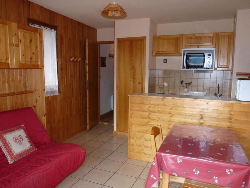 Location au ski Studio coin montagne 4 personnes (037) - Résidence le Centre - Champagny-en-Vanoise