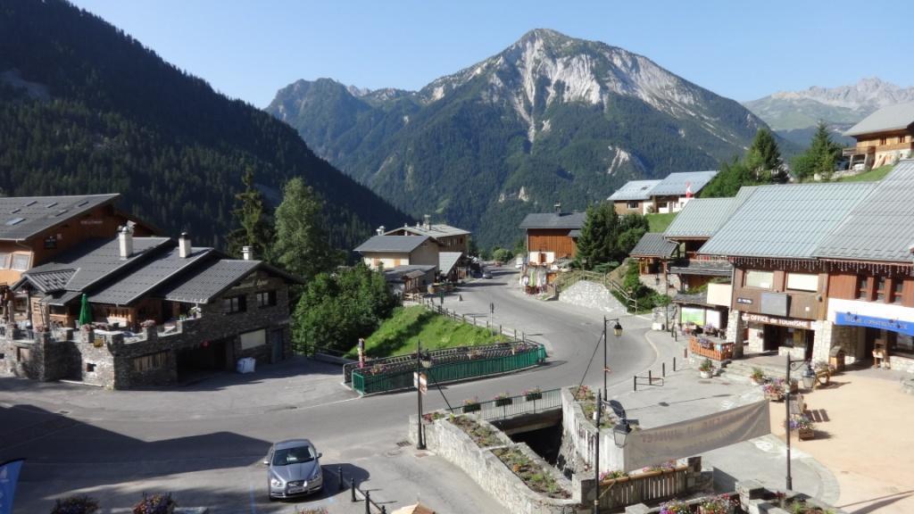 Location au ski Studio coin montagne 4 personnes (028) - Résidence le Centre - Champagny-en-Vanoise