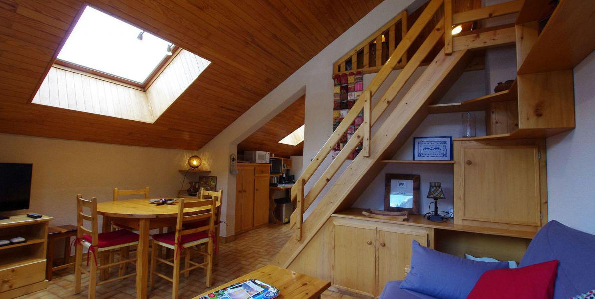 Location au ski Appartement 3 pièces mezzanines 6 personnes (CCET019) - Résidence le Centre - Champagny-en-Vanoise