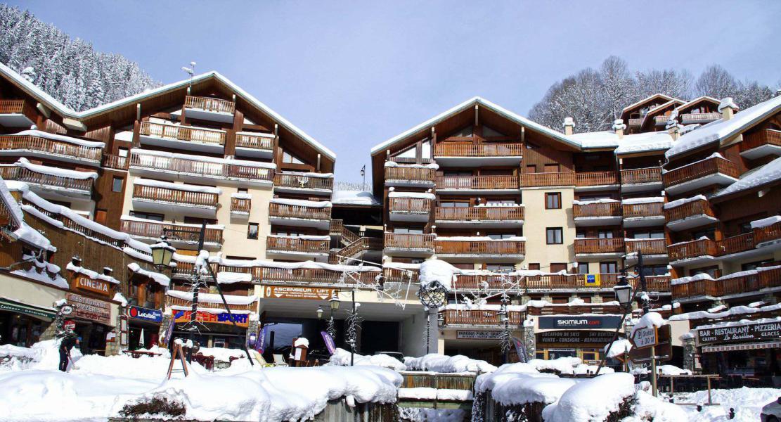 Location au ski Résidence le Centre - Champagny-en-Vanoise
