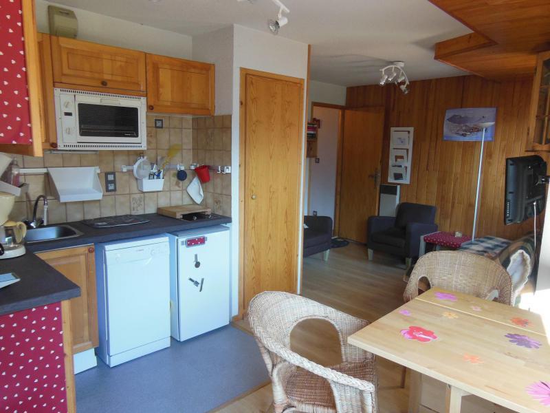 Location au ski Appartement 2 pièces 4 personnes (068) - Résidence le Centre - Champagny-en-Vanoise - Kitchenette