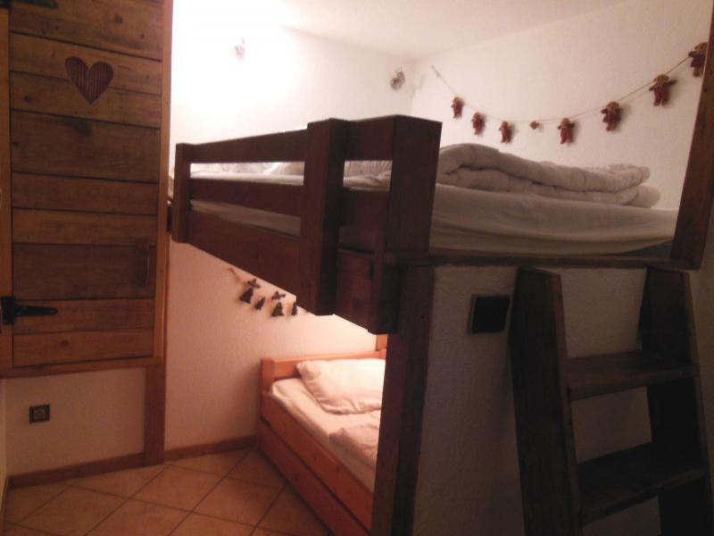 Location au ski Appartement 2 pièces 5 personnes (60CL) - Résidence le Centre - Champagny-en-Vanoise - Lits superposés